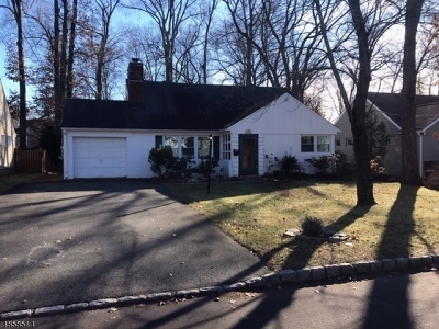 Chatham Boro Single Family Home For Sale: 74 Garden Ave