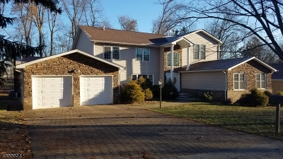 West Orange Twp. Single Family Home For Sale: 19 Cunningham Dr