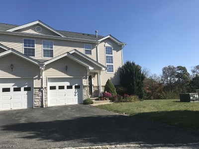Hardyston Twp. Single Family Home For Sale: 6 Brookview Ln