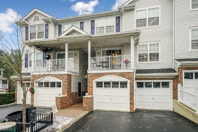 Somerset County, Morris County Condo/Townhouse For Sale: 1103 Worthington Ct