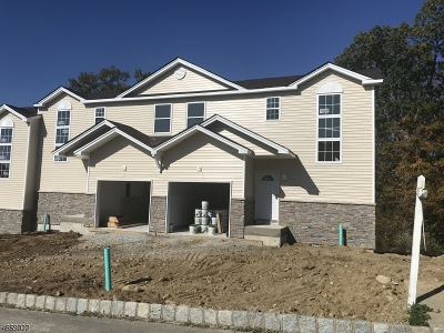 Hardyston Twp. Single Family Home For Sale: 4 Brookview Ln