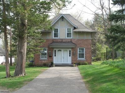Florham Park Boro Rental For Rent: 79 E Madison Ave