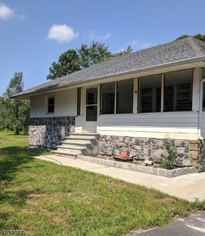 Franklin Twp. Single Family Home For Sale: 55 Sinclair Blvd