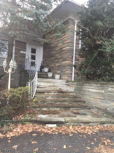 South Orange Village Twp. Single Family Home For Sale: 210 Tillou Rd