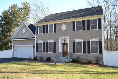 Randolph Twp. Rental For Rent: 180 Millbrook Ave