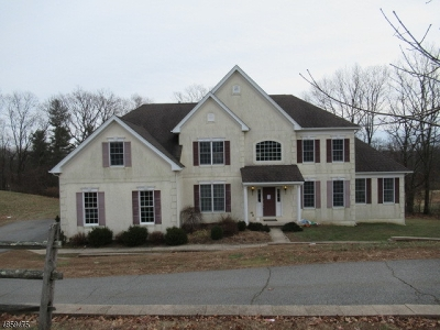 Mount Olive Twp. Single Family Home For Sale: 15 Sovereign Dr