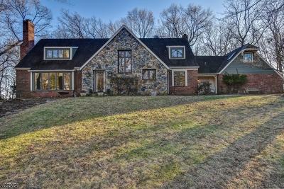 Hunterdon County Single Family Home For Sale: 75 Farmersville Rd