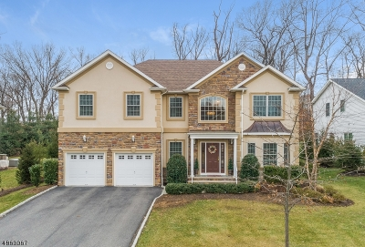 West Orange Twp. Single Family Home For Sale: 15 Wadams Ct