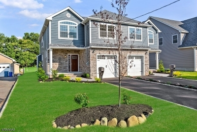 Scotch Plains Twp. Condo/Townhouse For Sale: 2000 Westfield Ave