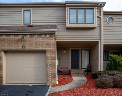Montville Twp. Condo/Townhouse For Sale: 43 Gabriel Dr