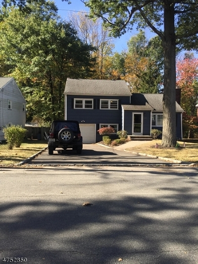 New Providence Single Family Home For Sale: 107 Woodland Rd