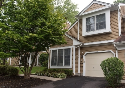 Bedminster Twp. Condo/Townhouse For Sale: 42 Eton Court