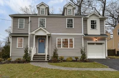 Livingston Single Family Home For Sale: 6 Salem Pl