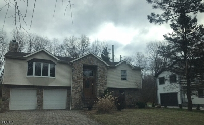 Montville Twp. NJ Single Family Home For Sale: $544,500