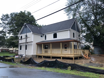 Rockaway Twp. Single Family Home For Sale: 23 North St