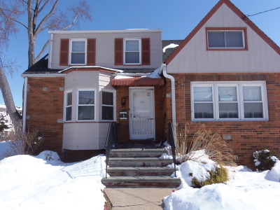 Cranford Twp. Rental For Rent: 13 Meeker Ave