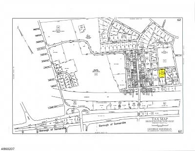 Bridgewater Twp. Residential Lots & Land For Sale: 00 Lebanon Ave.