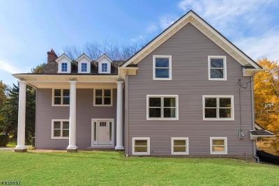 Bernards Twp., Bernardsville Boro Single Family Home For Sale: 168 Annin Rd