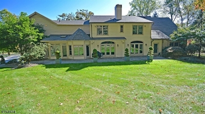 Warren Twp. Single Family Home For Sale: 7 Cotswold Ln