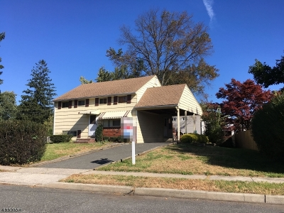 Bound Brook Boro Single Family Home For Sale: 626 Hanken Rd