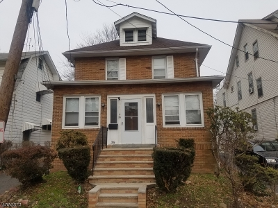 Maplewood Twp. Single Family Home For Sale: 35 S Boyden Pky