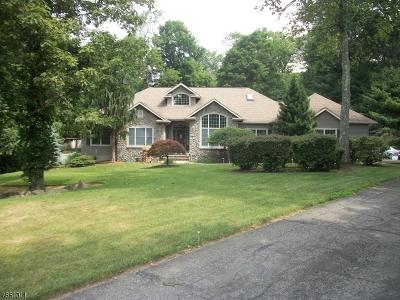 Vernon Twp. Single Family Home For Sale: 16 Stone Ridge Rd