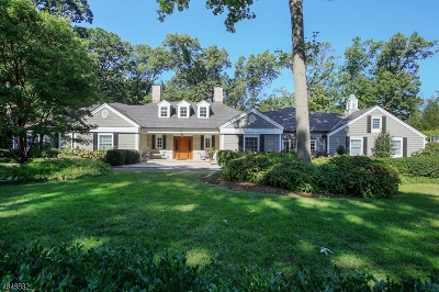 Westfield Town Single Family Home For Sale: 101 Golf Edge