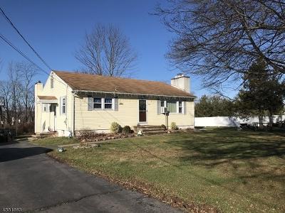 Raritan Twp. Single Family Home For Sale: 18 Ridge Rd