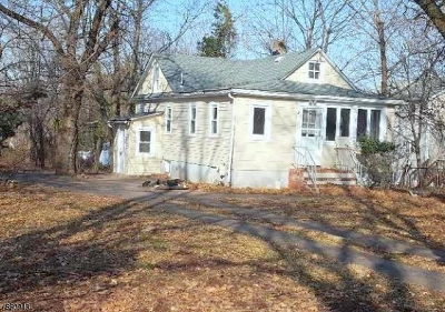 Franklin Twp. Single Family Home For Sale: 119 Burns St