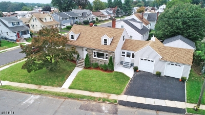 Union Twp. Single Family Home For Sale: 2400 Steuben St