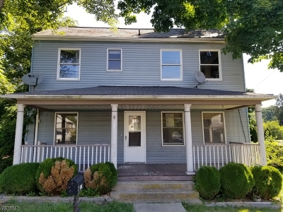 Franklin Twp. Single Family Home For Sale: 377 Old Main St