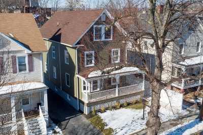 Morristown Town Rental For Rent: 44 Pine St #1
