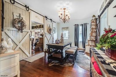 Califon Boro Single Family Home For Sale: 44 Main St