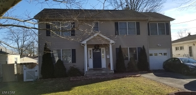 Parsippany Single Family Home For Sale: 12 Seminole Ave