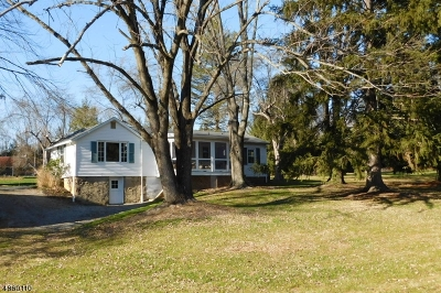 Mendham Twp. Rental For Rent: 65 E Fox Chase Rd
