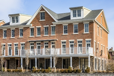 Frenchtown Boro Condo/Townhouse For Sale: 1 River Mills Dr #1