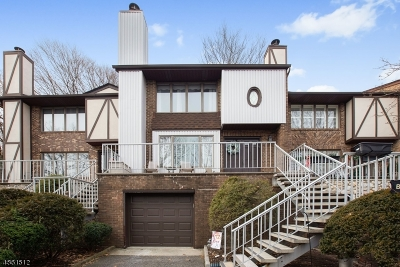 Clifton City Condo/Townhouse For Sale: 900 Valley Rd #B2