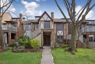 Clifton City Condo/Townhouse For Sale: 900 Valley Rd #A005