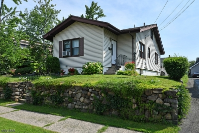 Hawthorne Boro Single Family Home For Sale: 43 Alexandria Ave