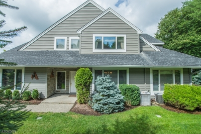 Wyckoff Twp. Condo/Townhouse For Sale: 222 Barnstable Dr
