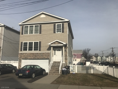 Paterson City Multi Family Home For Sale: 133-135 4th Ave