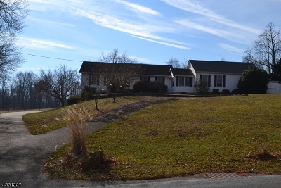 Franklin Twp. Single Family Home For Sale: 88 Hogback Rd