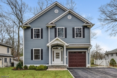Chatham Boro Single Family Home For Sale: 23 Ellers Dr
