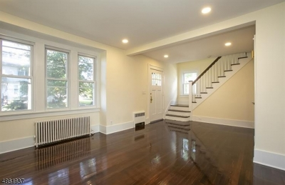 West Orange Twp. Single Family Home Active Under Contract: 16 Ashwood Ter