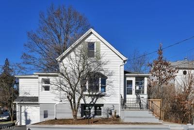 Hawthorne Boro Single Family Home For Sale: 123 Central Ave