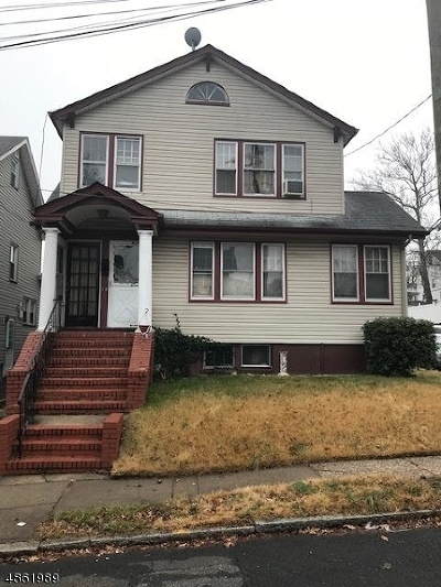 Union Twp. Multi Family Home For Sale: 2040 Edison Ter