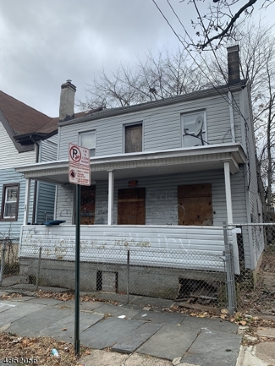 Paterson City Single Family Home For Sale: 22 Watson St