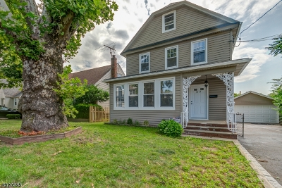 Union Twp. Single Family Home For Sale: 1013 Potter Ave