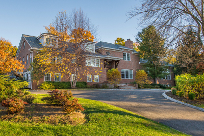 Single Family Home For Sale: 470 Old Short Hills Rd