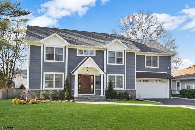 Glen Rock Boro Single Family Home For Sale: 28 Gordon Pl